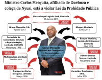 Carlos mesquita business