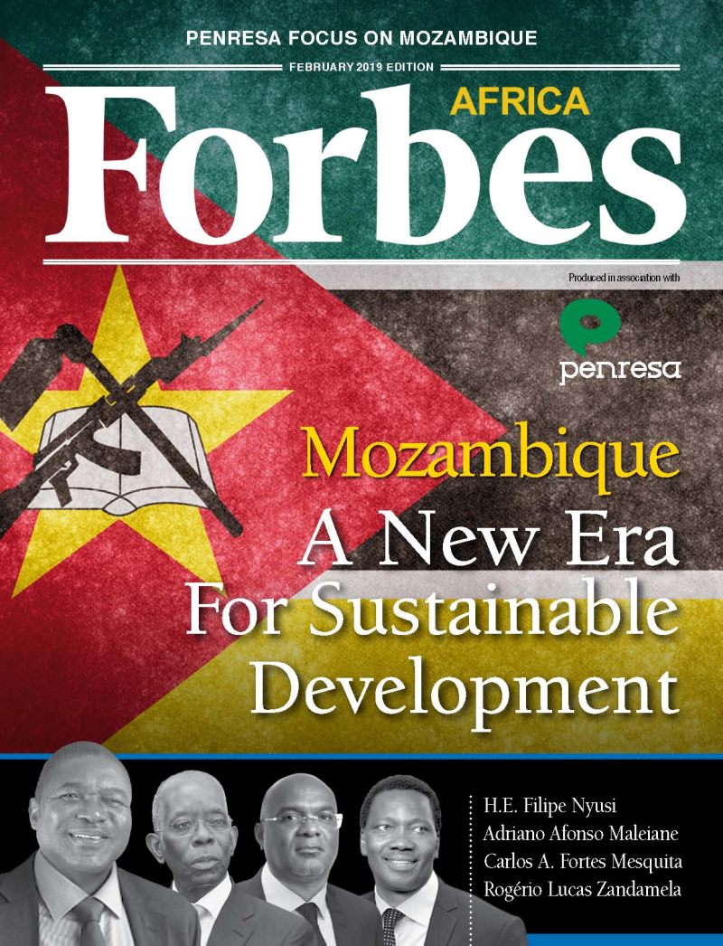 Mozambique_ A New Era For Sustainable Development 2019_capa