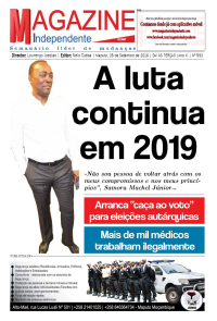 Magazine Independente 25.09.2018_capa