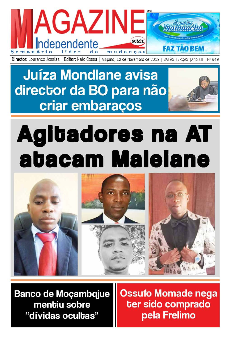 Magazine Independente 12.11