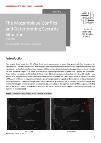 Tony  Blair Institute The Mozambique Conflict and Deterioriating Security Situation