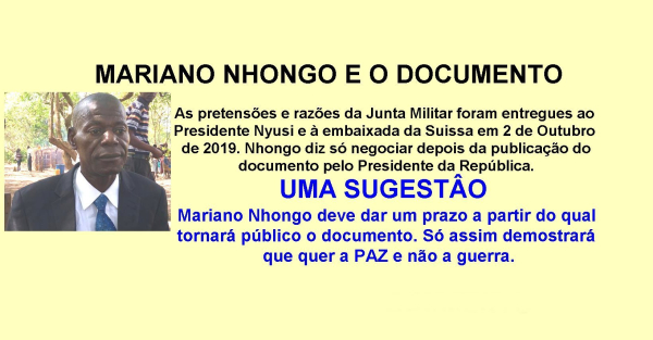 Nhongo_documento
